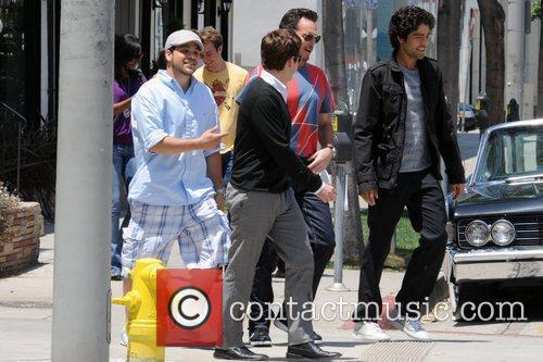 Jerry Ferrara, Kevin Dillon, Kevin Connolly and Adrian Grenier