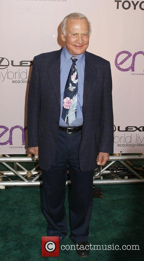 Buzz Aldrin 2009 Environmental Media Awards held at...