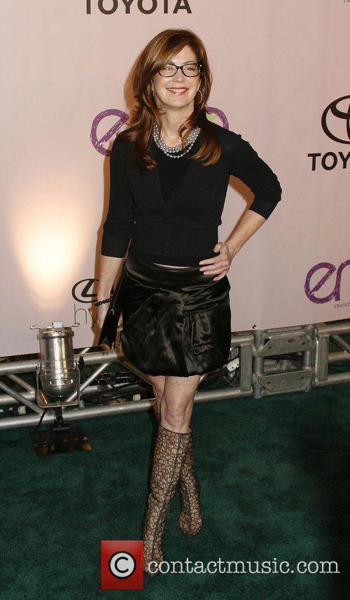 Dana Delany 2009 Environmental Media Awards held at...