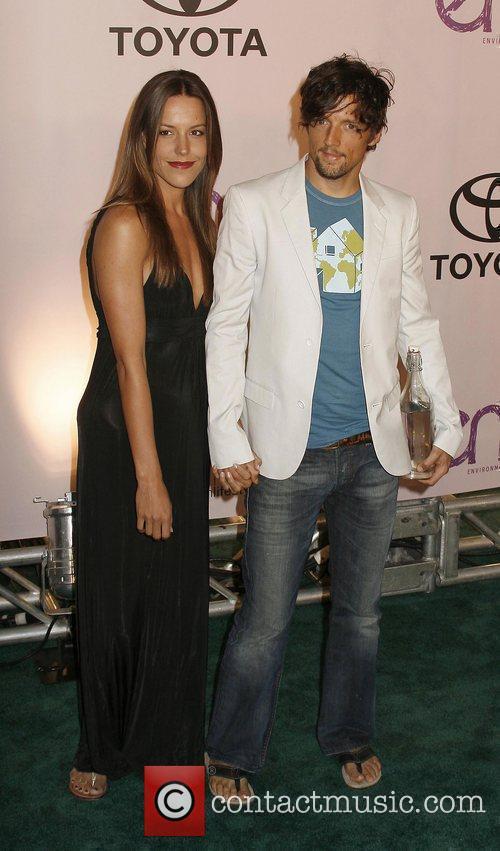Jason Mraz and Guest 2009 Environmental Media Awards...