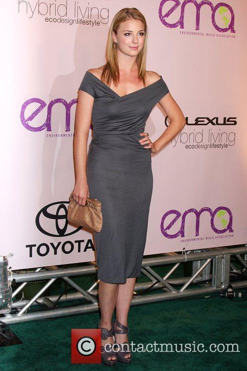 Emily Van Camp 2009 Environmental Media Awards held...