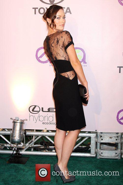 Olivia Wilde 2009 Environmental Media Awards held at...
