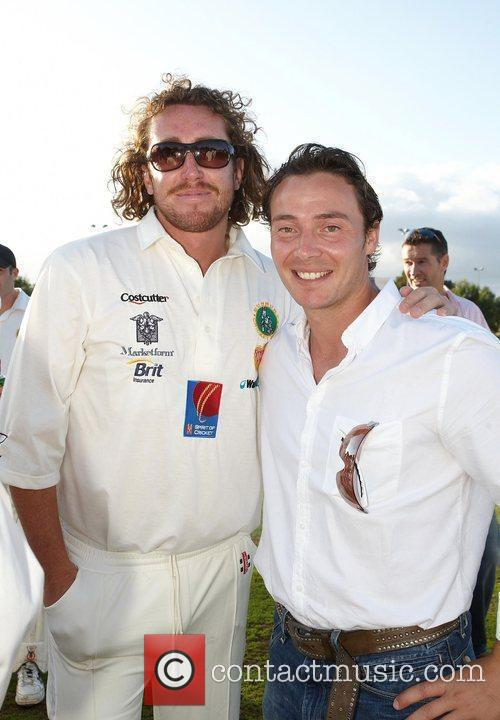 Ryan Sidebottom, Eric Clapton