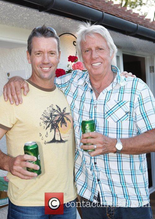 Stuart Law, Jeff Thomson Bunbury charity cricket match...