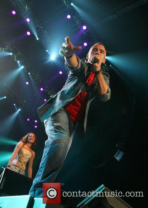 Eros Ramazzotti performs live at Ahoy Rotterdam Rotterdam,...