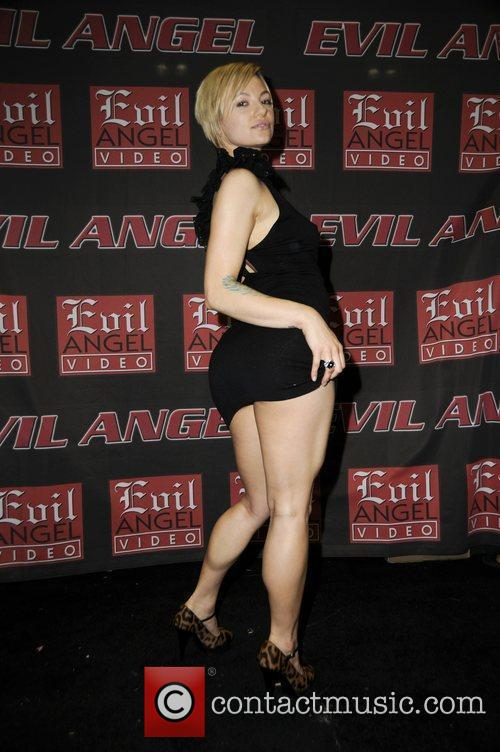 Bella Donna  Erotica L.A. 2009 at the...