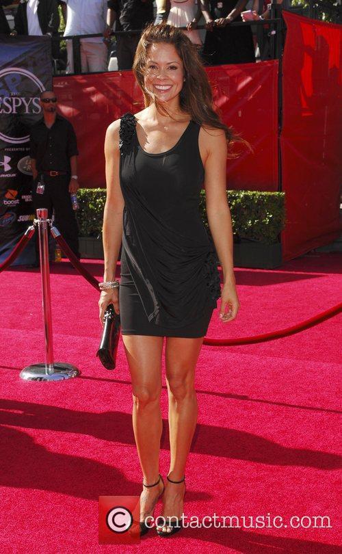 Brooke Burke The 2009 ESPY Awards - Arrivals...