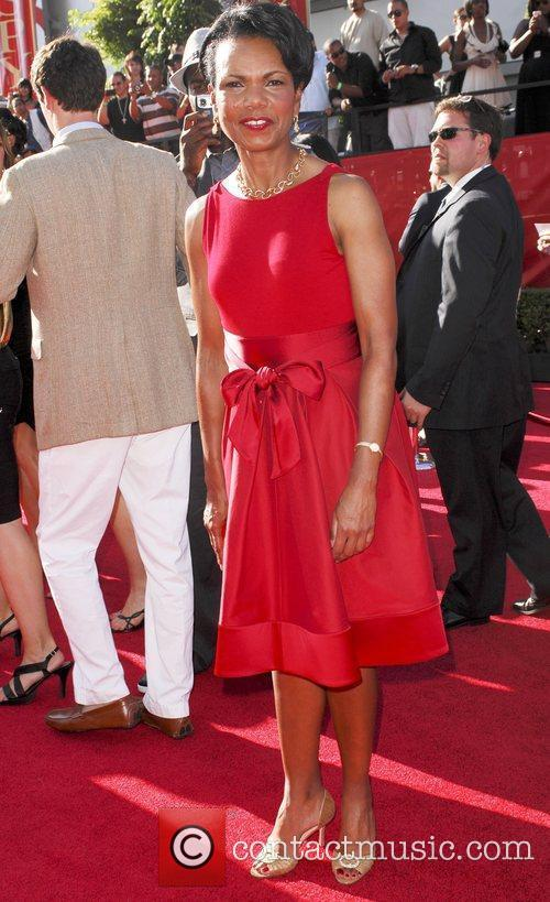 Condoleezza Rice and Espy Awards 2