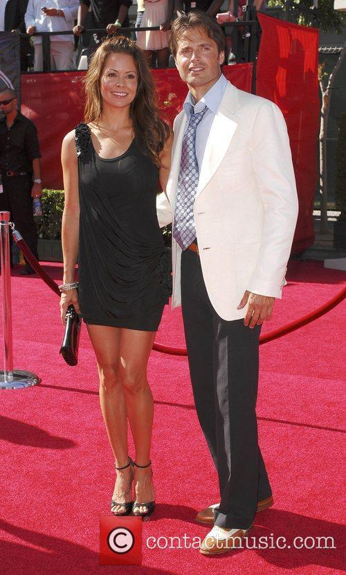 David Charvet, Actress Brooke Burke and Espy Awards 8