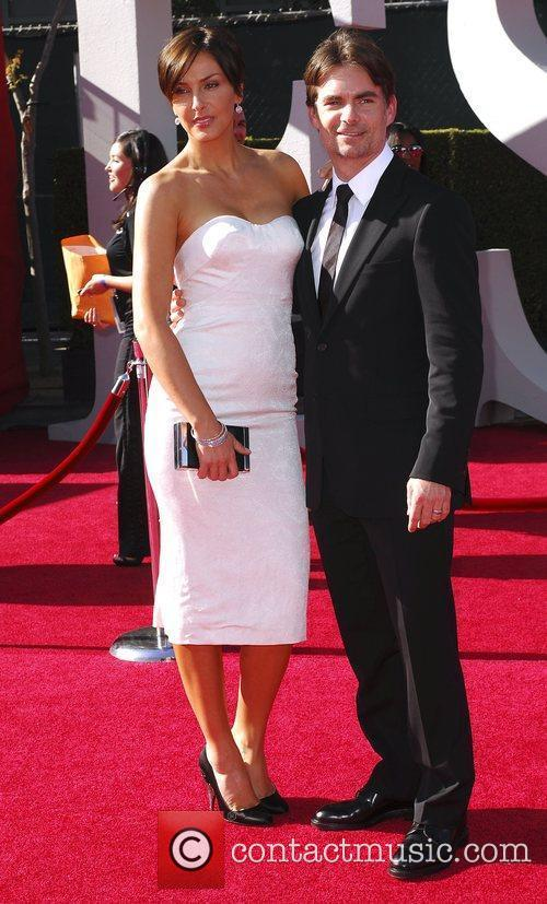 Jeff Gordon Ingrid Vandebosch and Espy Awards 6