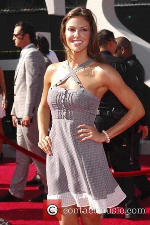 Jill Wagner The 2009 ESPY Awards - Arrivals...