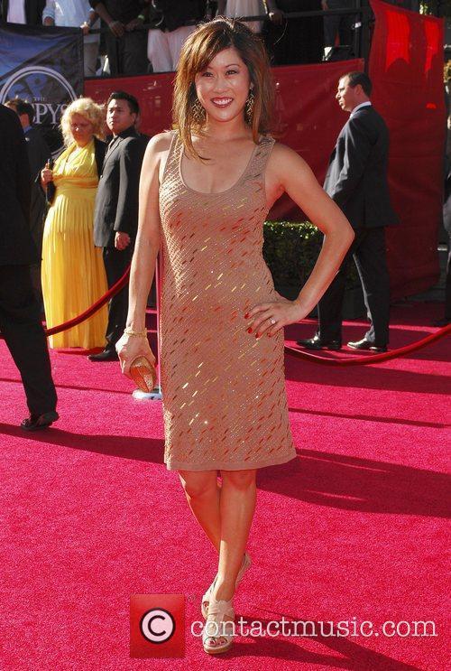 Kristi Yamaguchi The 2009 ESPY Awards - Arrivals...