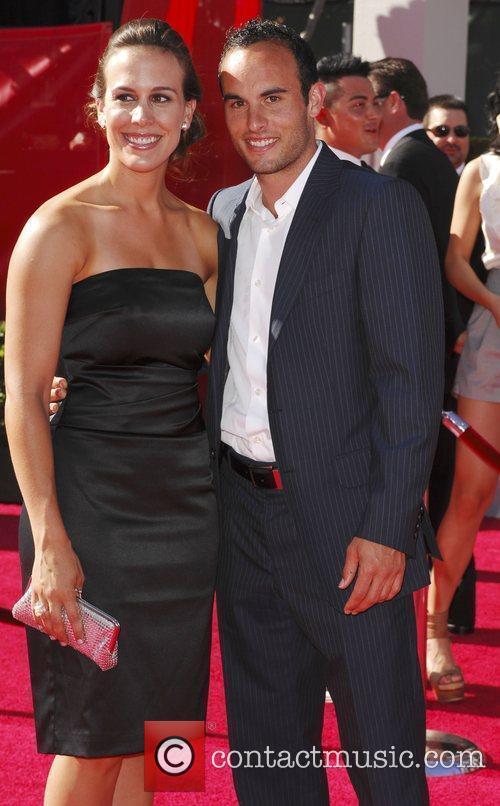 Landon Donovan The 2009 ESPY Awards - Arrivals...