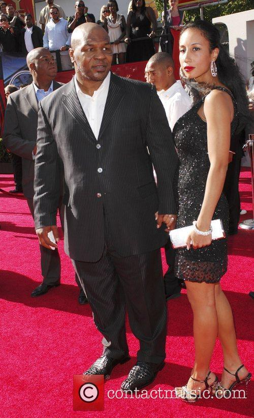 Mike Tyson and Espy Awards 3
