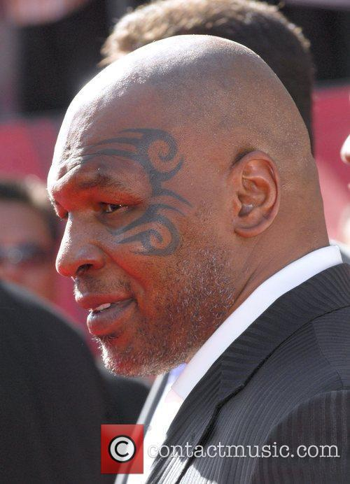 Mike Tyson and Espy Awards 1