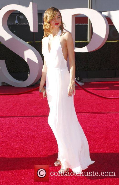 Miranda Kerr The 2009 ESPY Awards - Arrivals...