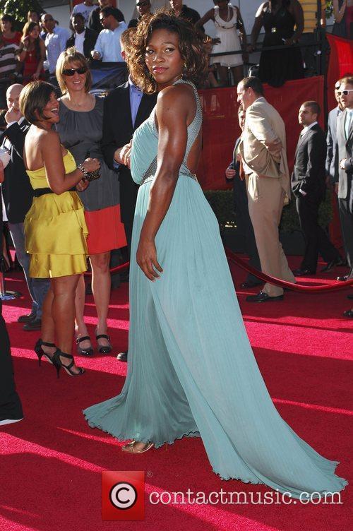 Serena Williams The 2009 ESPY Awards - Arrivals...