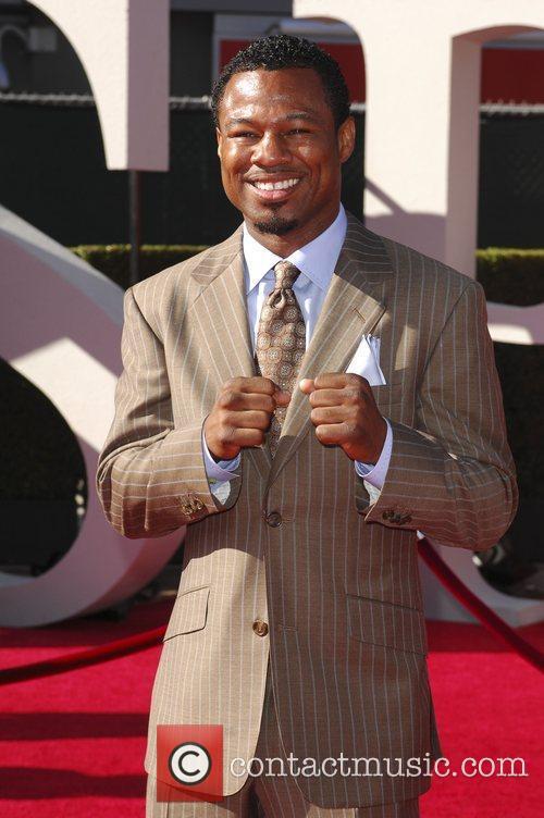 Shane Mosley The 2009 ESPY Awards - Arrivals...