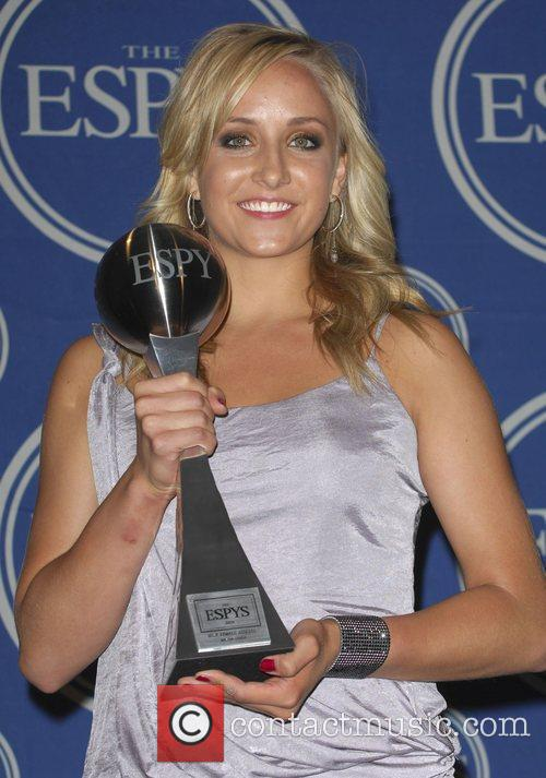 Nastia Liukin and Espy Awards 5