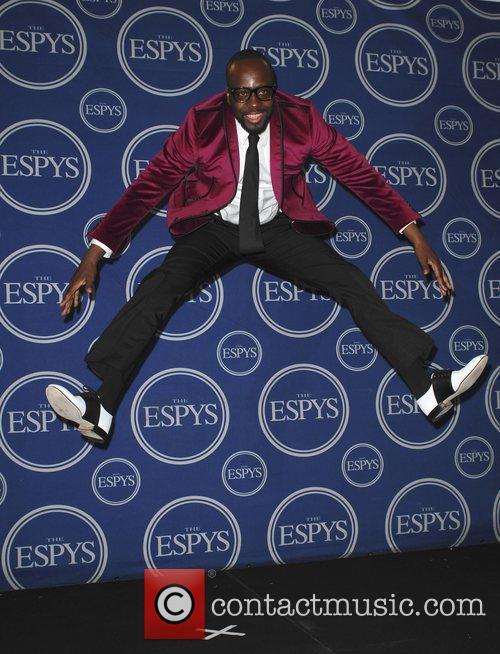 Wyclef Jean and Espy Awards 1