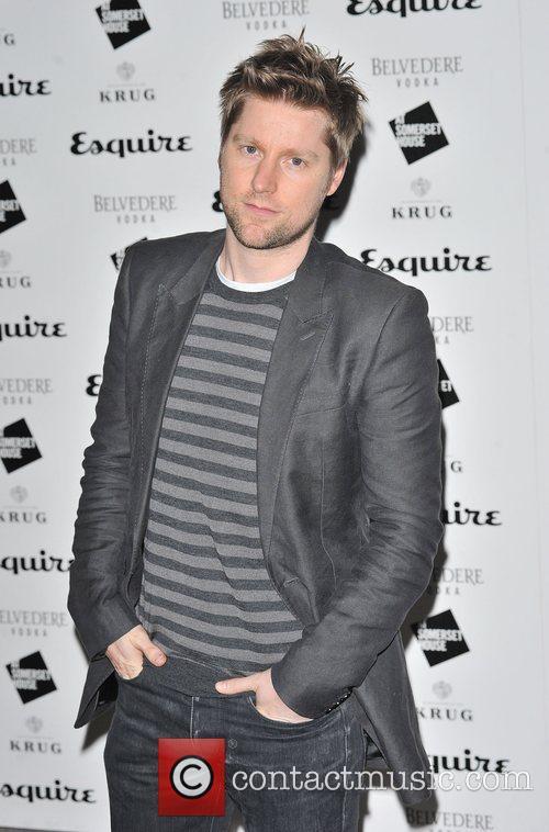 Christopher Kane Esquire's Singular Suit Project - launch...