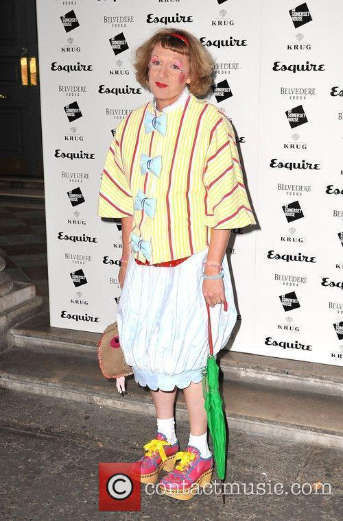 Grayson Perry Esquire's Singular Suit Project - launch...