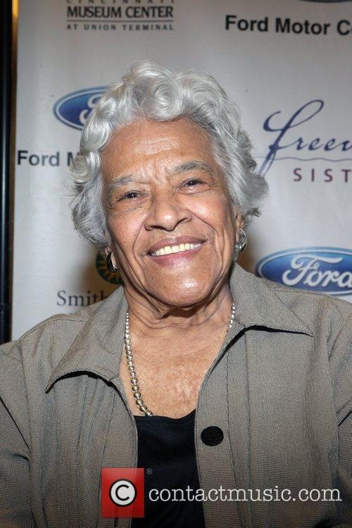 Leah Chase The Freedom's Sisters Luncheon at the...