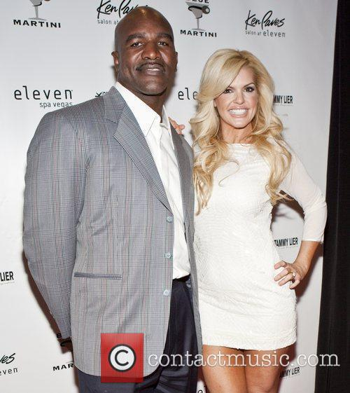 Evander Holyfield and Marley Taylor 5