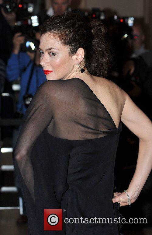Anna Friel London Evening Standard Theatre Awards held...