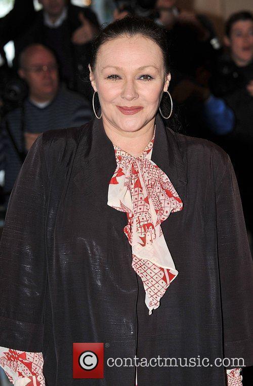 Frances Barber London Evening Standard Theatre Awards held...