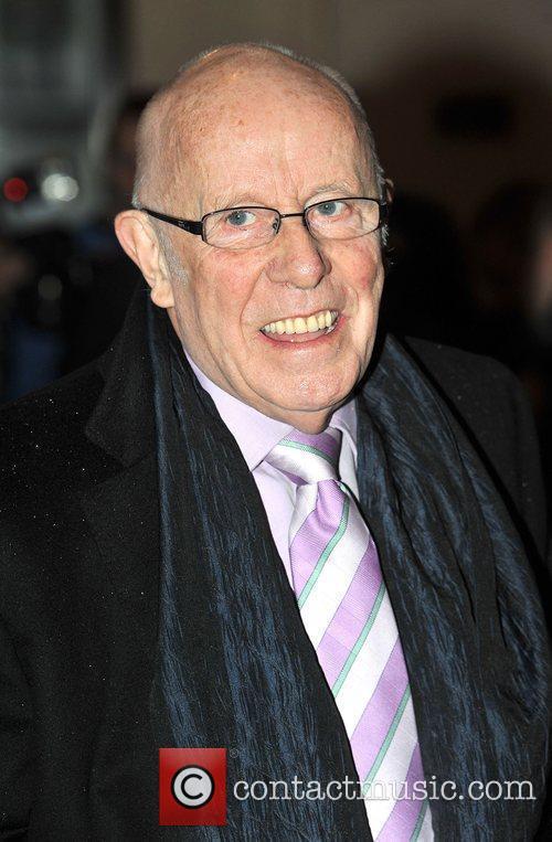 Richard Wilson  London Evening Standard Theatre Awards...