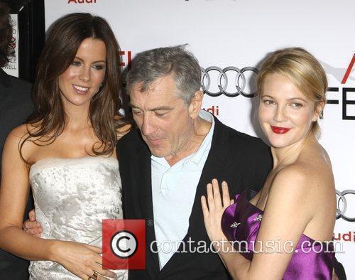 Kate Beckinsale, Drew Barrymore and Robert De Niro 2