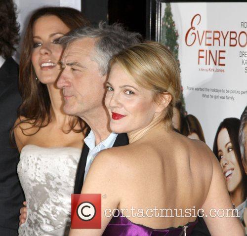 Kate Beckinsale, Drew Barrymore and Robert De Niro 5