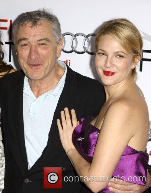 Robert De Niro and Drew Barrymore 8