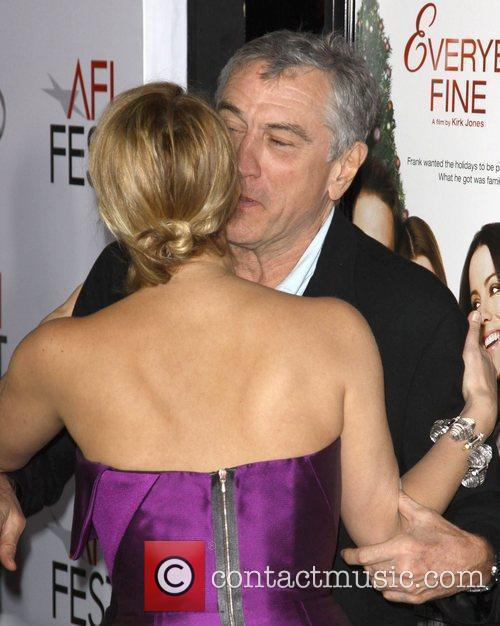 Robert De Niro and Drew Barrymore 4