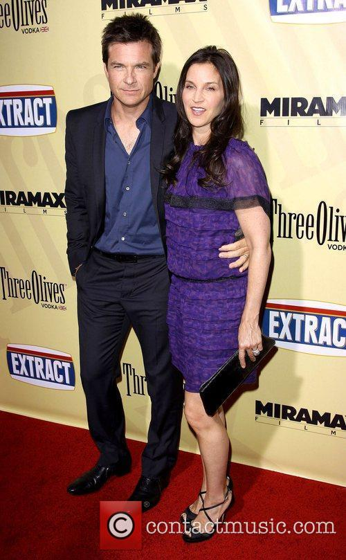 Jason Bateman and His Wife Amanda Anka 8