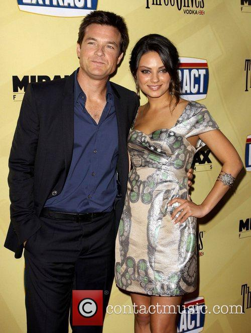 Jason Bateman and Mila Kunis 4