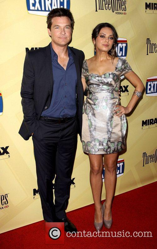 Jason Bateman and Mila Kunis 2