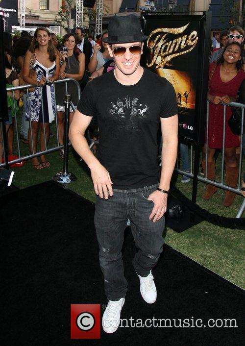 JC Chasez Special VIP screening of 'Fame' at...