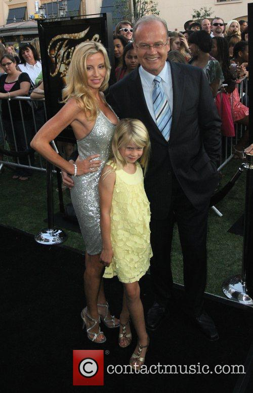 Kelsey Grammer and Family 3