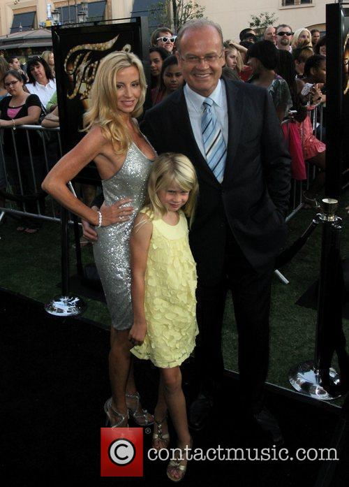 Kelsey Grammer and Family 1