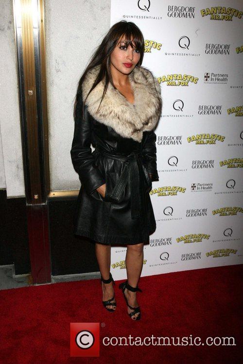 Natile Loren The New York premiere of 'Fantastic...