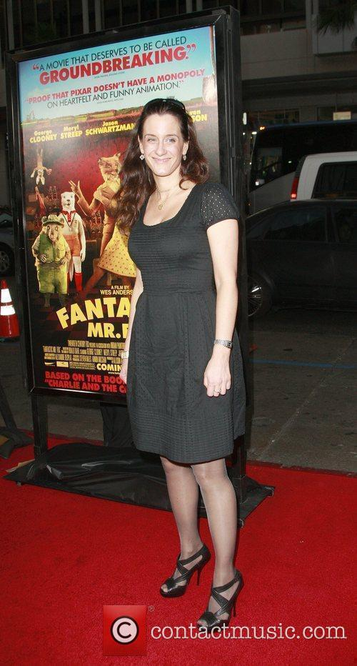 Allison Abbate  AFI Film Fest 2009 -...