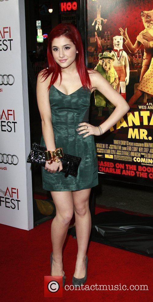 Ariana Grande  AFI Film Fest 2009 -...