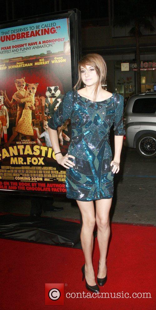 Shailene Woodley  AFI Film Fest 2009 -...