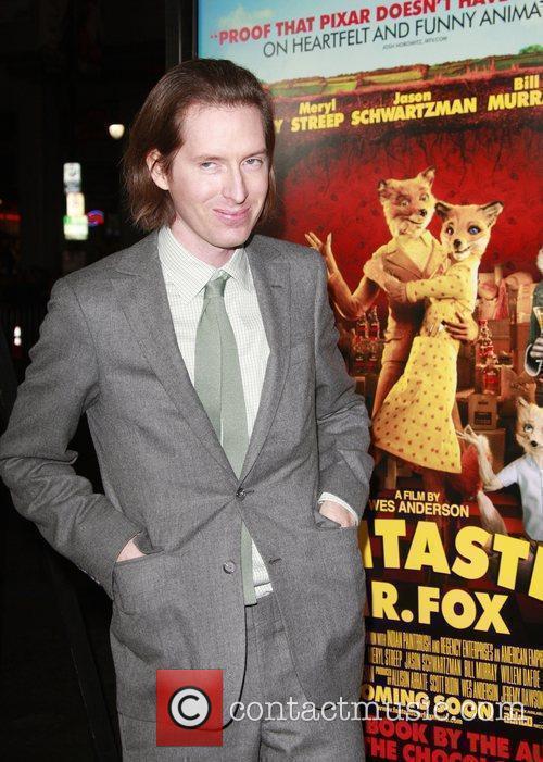 Wes Anderson  AFI Film Fest 2009 -...