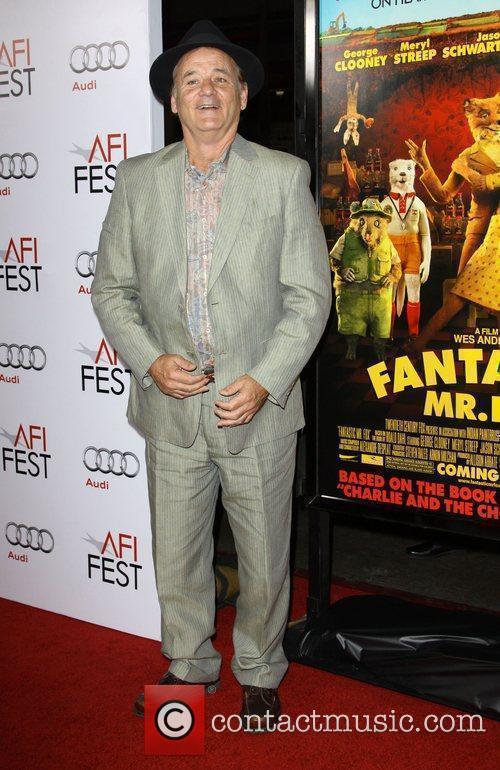 Bill Murray AFI Film Fest 2009 - Opening...