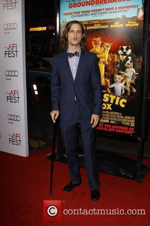 Matthew Gray Gubler AFI Film Fest 2009 -...