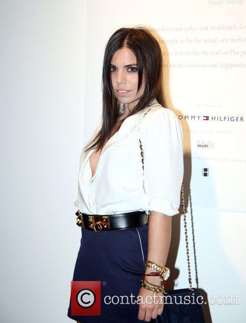 Ali Hilfiger Launch of book project Fashion Etcetera...