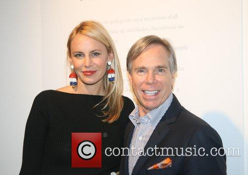 Dee Hilfiger and Tommy Hilfiger  Launch of...